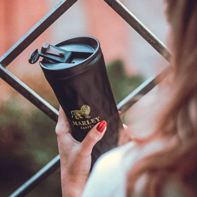 Travel Mug negro 500 ml